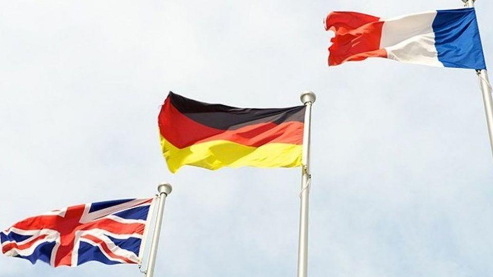 گفتوگوی آلمان، فرانسه و انگلیس درباره ایران