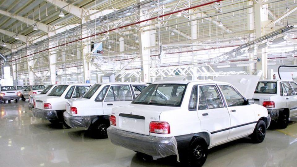 کاهش 32 درصدی تولید خودرو در 8 ماهه امسال