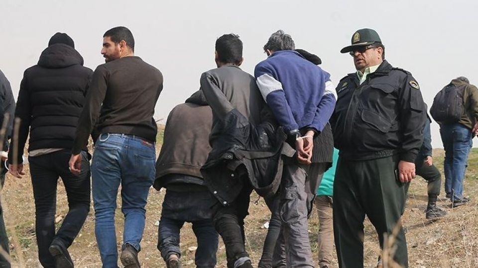 پاکسازی دره فرحزاد/ 150 نفر دستگیر شدند