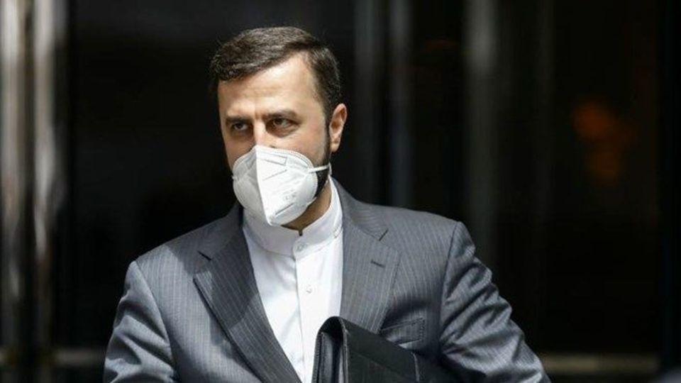 توئیت غریب آبادی درباره اقدامات امنیتی در تأسیسات هستهای ایران