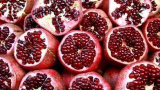 اثبات اثرات ضدپیری انار در آزمایشات بالینی