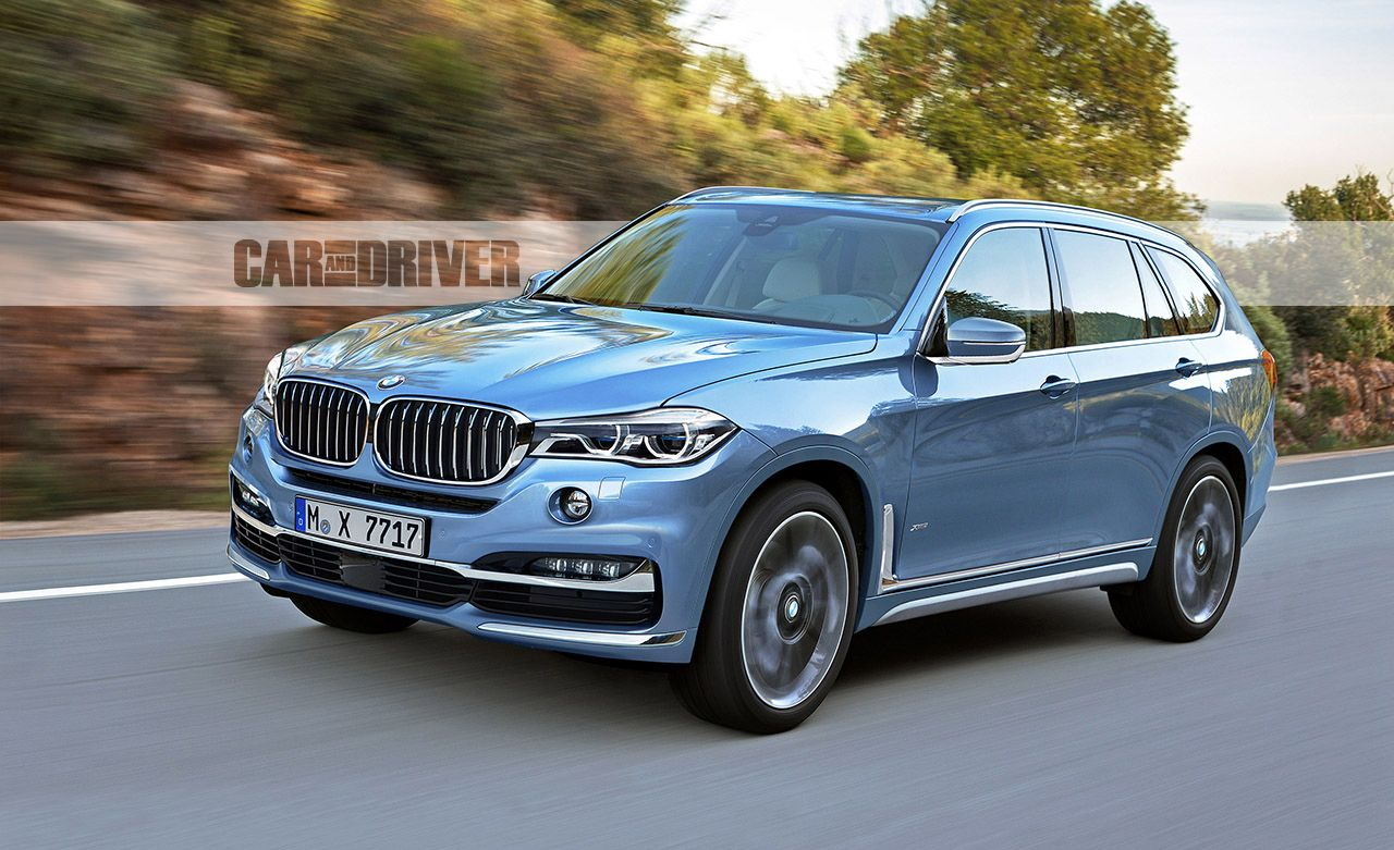 نتیجه تصویری برای افشای مشخصات X7 ؛ لوکس ترین و جدیدترین شاسی بلند BMW +جدول مشخصات فنی