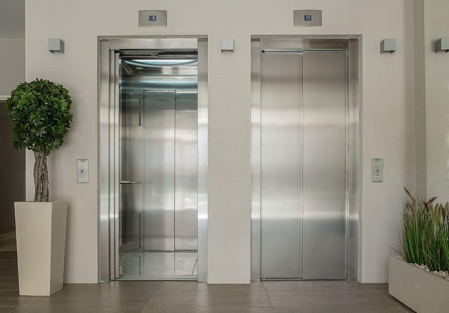 اجرای صحیح آهن کشی آسانسور در امنیت آن تاثیر بهسزایی دارد.
