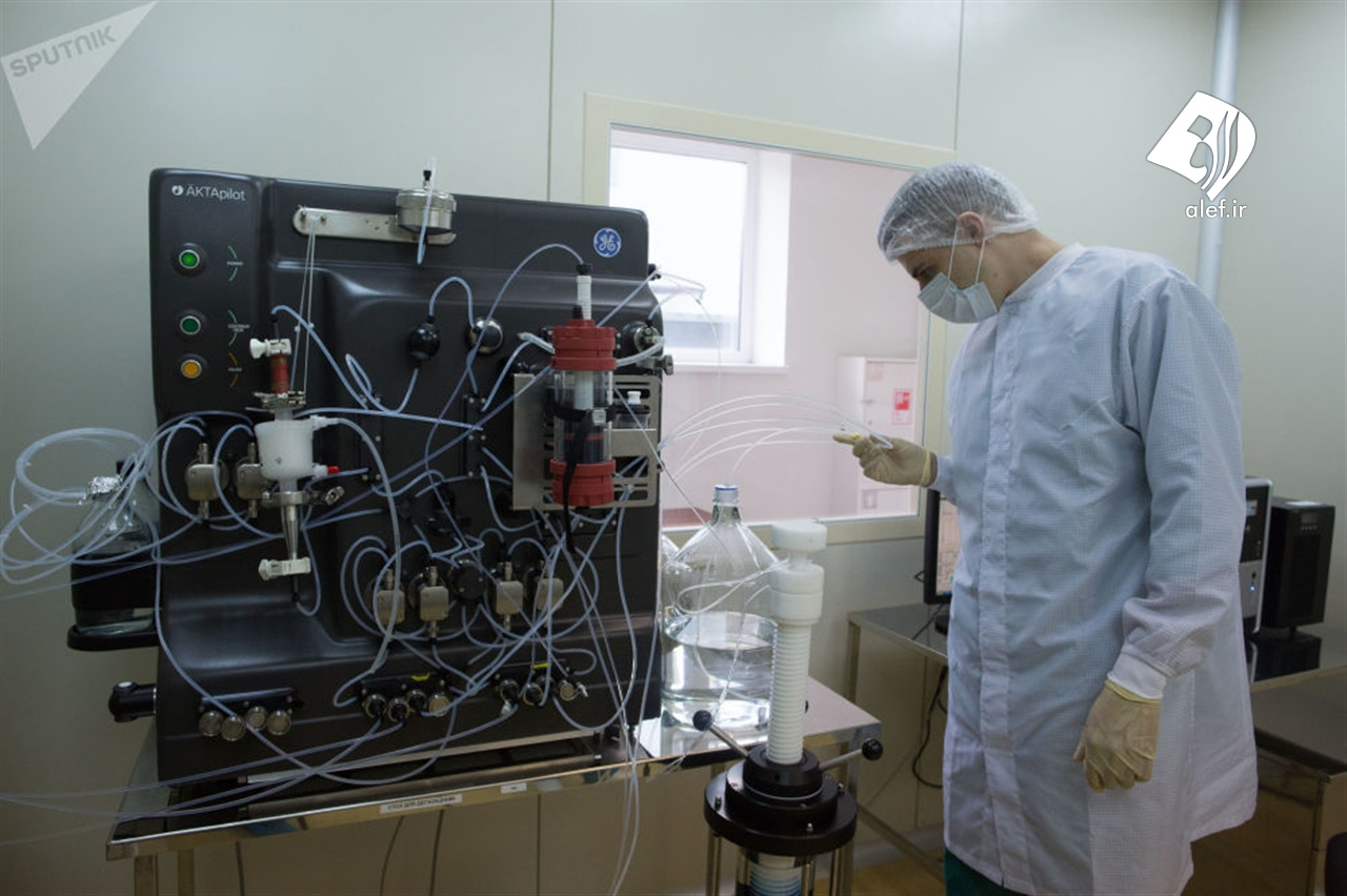 217132 واکسن روسی کرونا پاییز به ایران میرسد