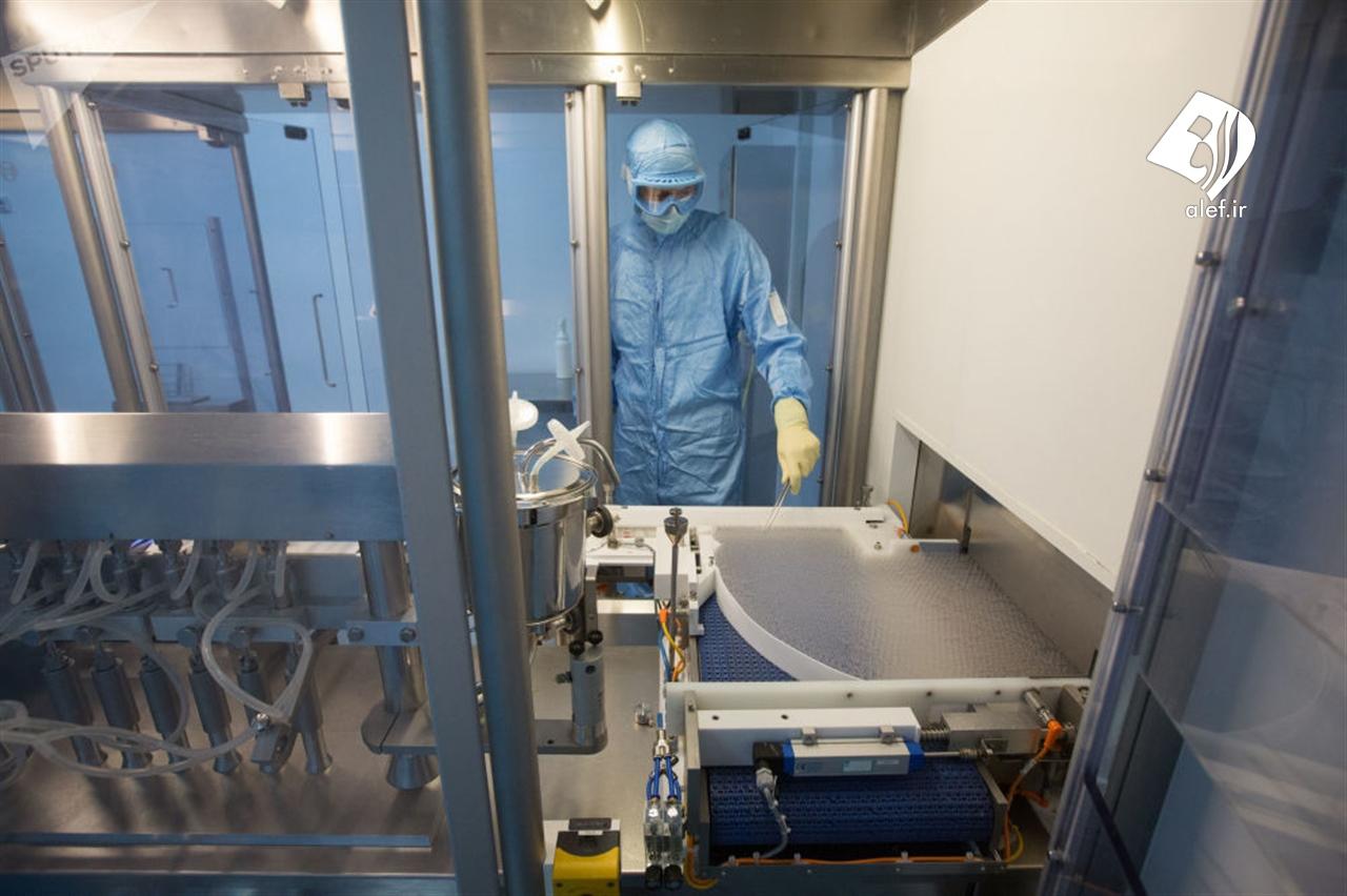 217135 واکسن روسی کرونا پاییز به ایران میرسد