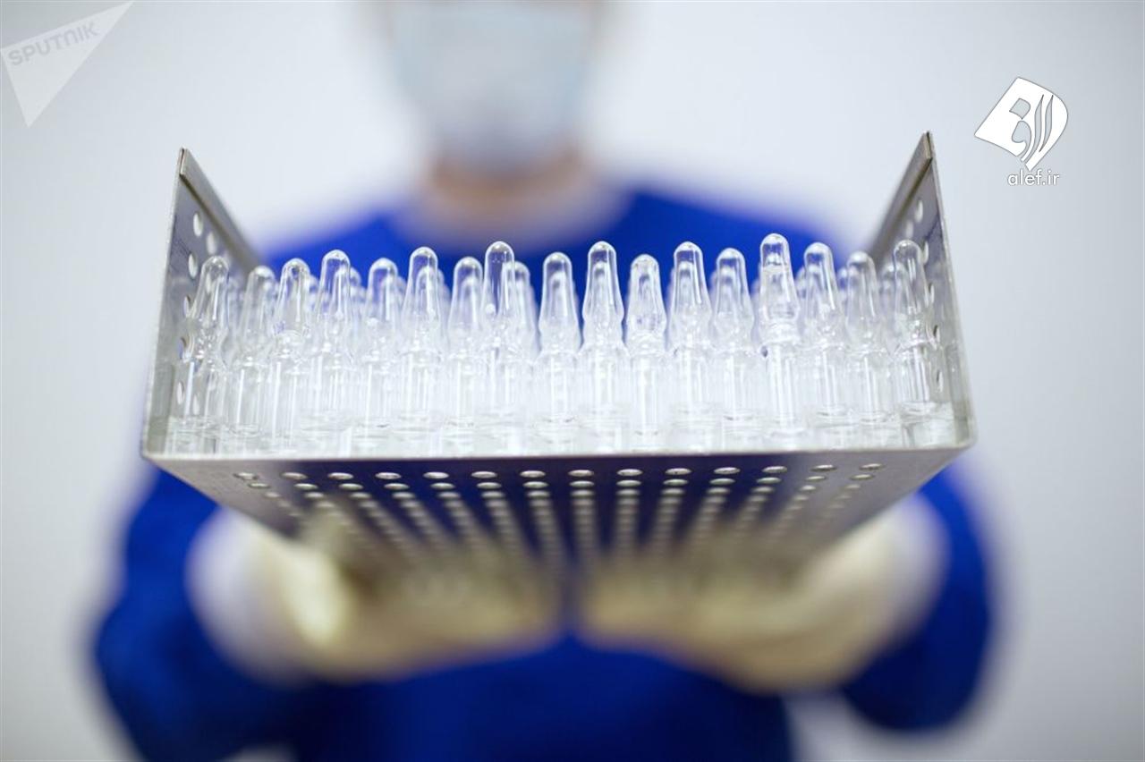 217143 واکسن روسی کرونا پاییز به ایران میرسد