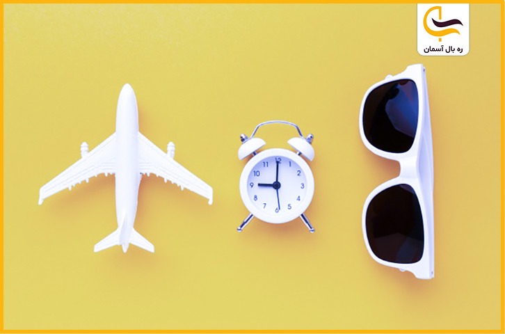 بهترین زمان خرید بلیط ارزان قیمت هواپیما کیش در ایام غیر تعطیل