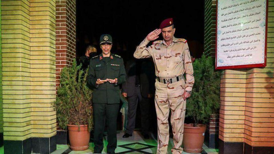 دوربین ارتش عراق