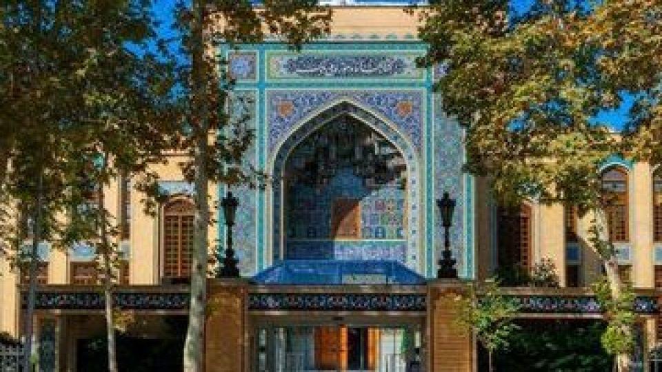 بازدید رایگان از موزه ملک