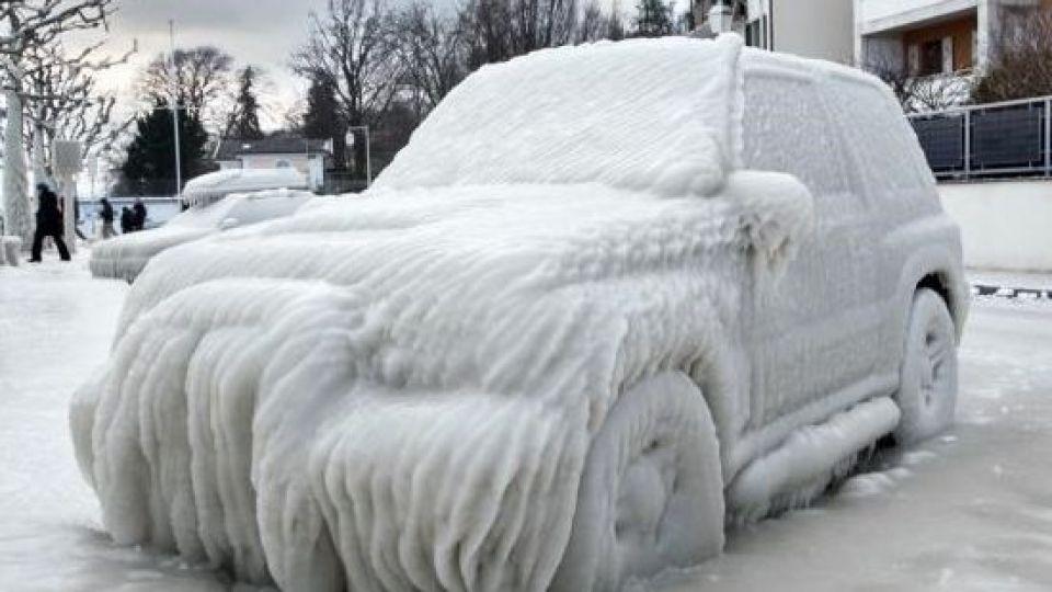 چرا ماشین گرم میکند