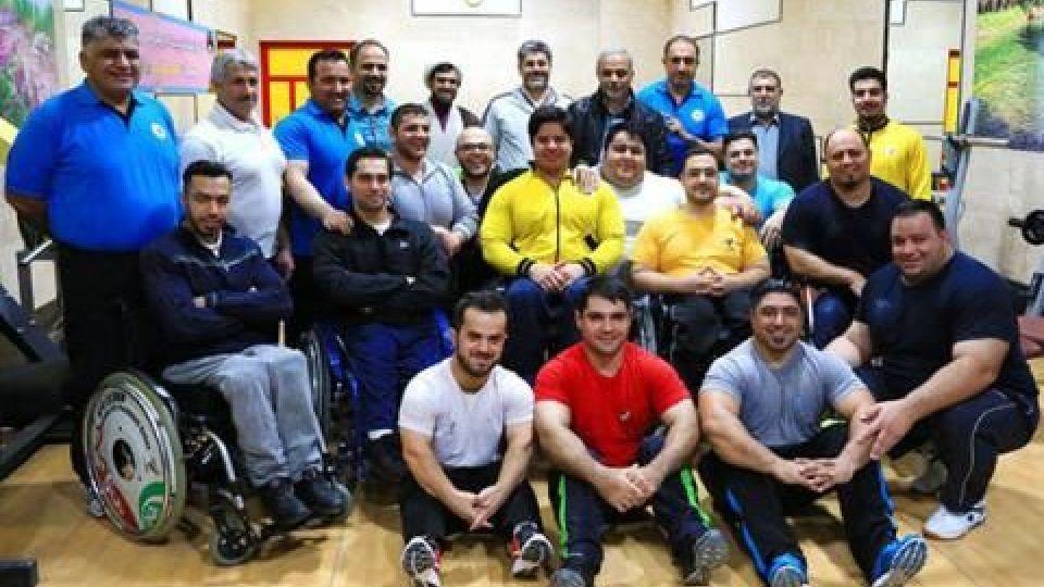 تیم ملی وزنه برداری جانبازان و معلولین ایران قهرمان جهان شد