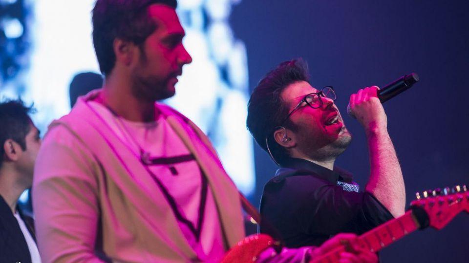 کنسرت حامد همایون در جشنواره فجر