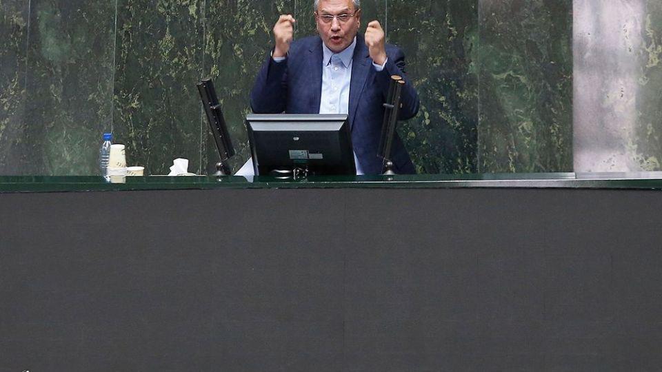 استیضاح وزیر کار