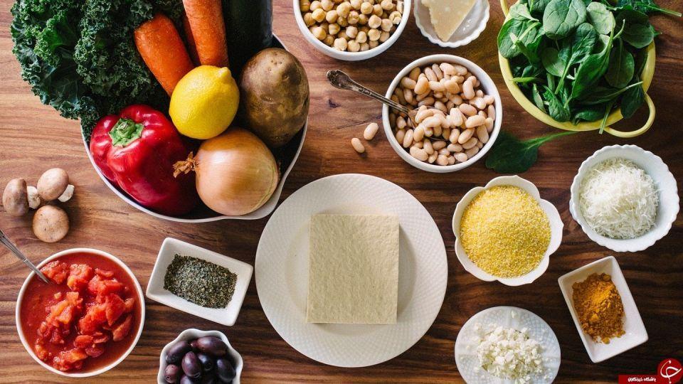کاهش اضطراب با چند نوع خوراکی