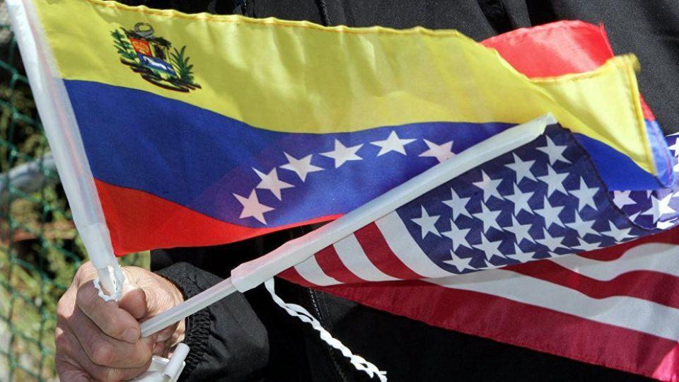 ونزوئلا بهانه است، اصل مقاومت نشانه است
