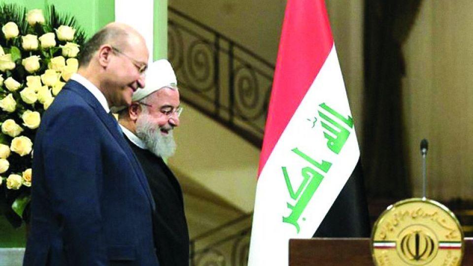سفر روحانی به عراق و چند نکته