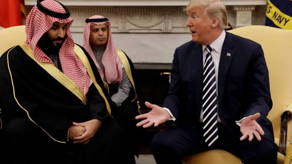 فرصت طلبی ترامپ و جنون حکام سعودی برای افزایش درگیری در منطقه/ آمار عجیب خرید جنگافزار توسط عربستان