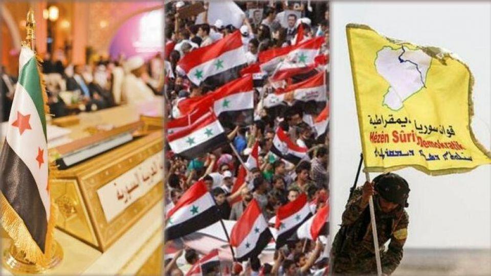 خار «عربي» سوريه در چشم آمريكا