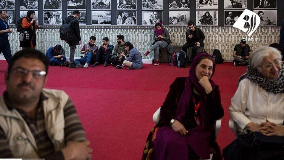 تصاویر روز دوم سیوهفتمین جشنواره جهانی فیلم فجر - 3