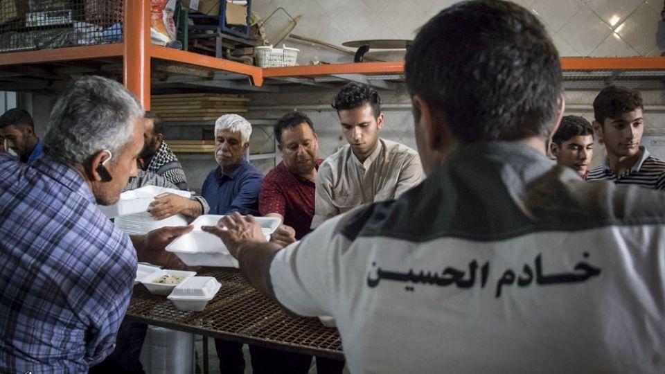 امدادرسانی مواکب به سیلاب خوزستان - 6