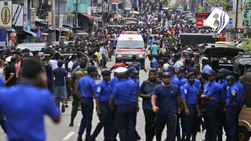 پس از حادثه تروریستی سریلانکا