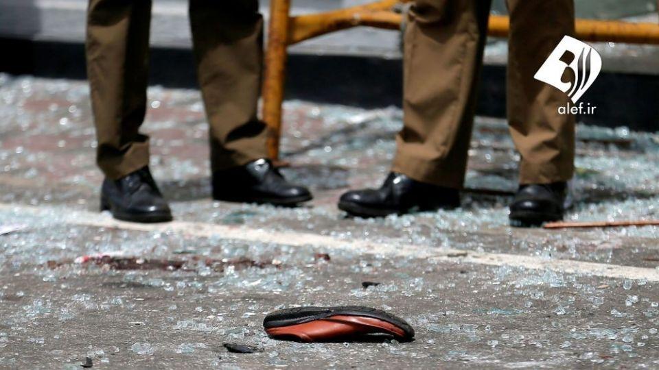 پس از حادثه تروریستی سریلانکا - 4