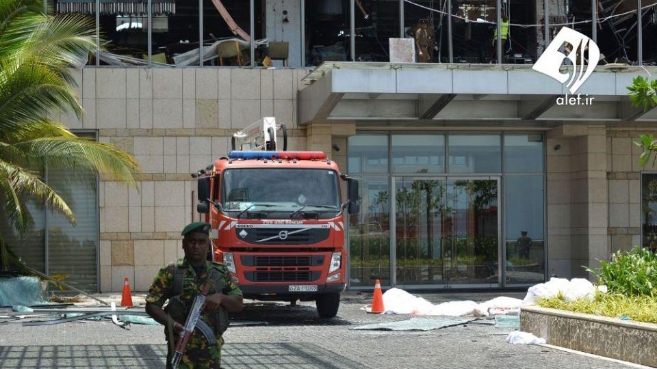 پس از حادثه تروریستی سریلانکا - 5