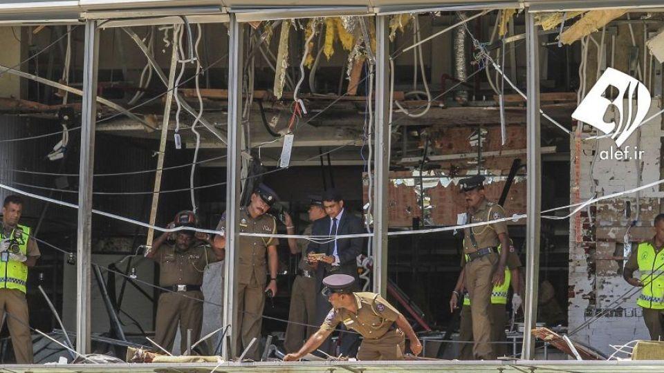 پس از حادثه تروریستی سریلانکا - 12