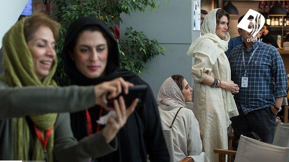 ششمین روز سیوهفتمین جشنواره جهانی فیلم فجر - 9