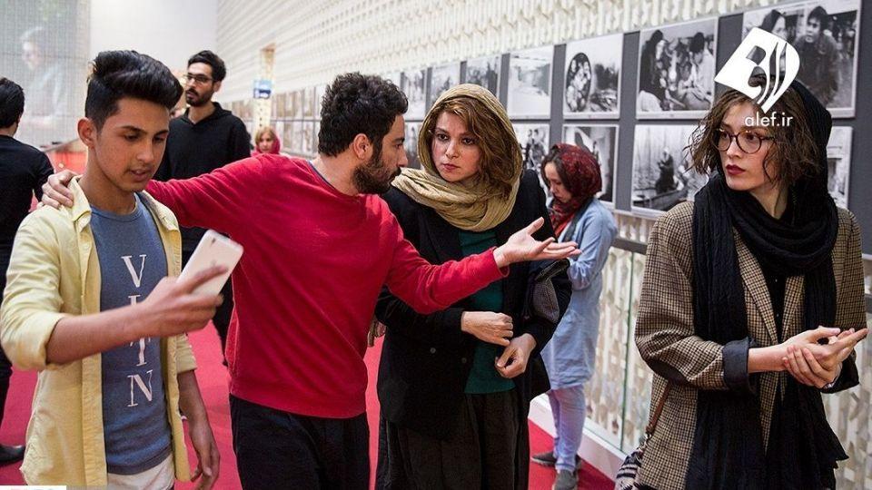 ششمین روز سیوهفتمین جشنواره جهانی فیلم فجر - 13