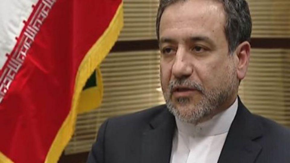 عراقچی: امیدواریم سفر آبه به تهران به کاهش تنشها در منطقه منجر شود