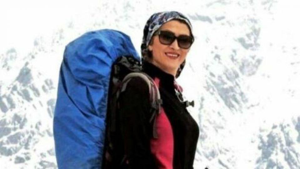 پیدا شدن پیکر بیجان زن کوهنورد