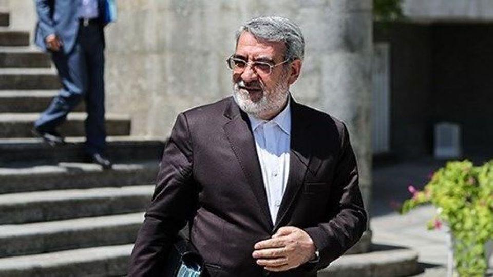 وزیر کشور: در ایام ربعین روادید را لغو خواهیم کرد
