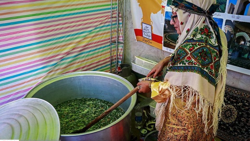 جشنواره «آش ایرانی » در زنجان