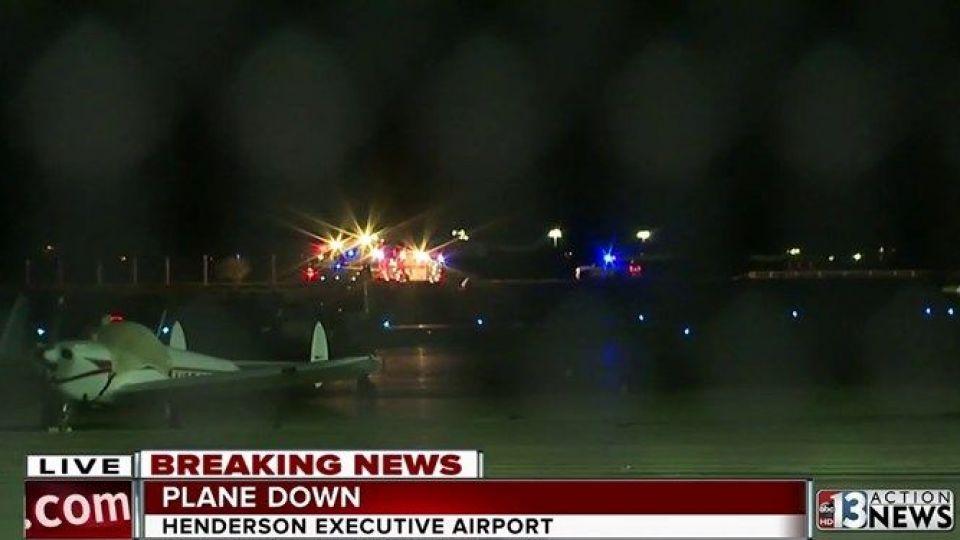 سقوط هواپیما درآمریکا با ۲ کشته و ۳ زخمی