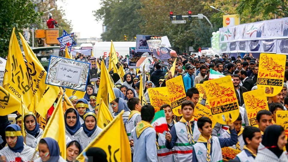 راهپیمایی یوم الله «۱۳ آبان » در تهران