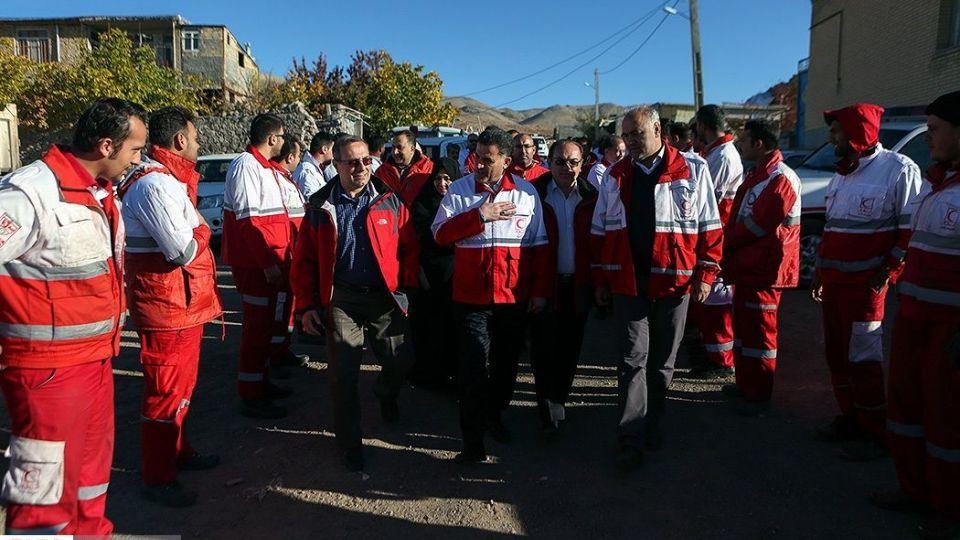 یک روز پس از «زلزله آذربایجان»