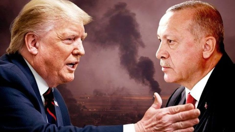 باجخواهی نظامی آمریکا از ترکیه