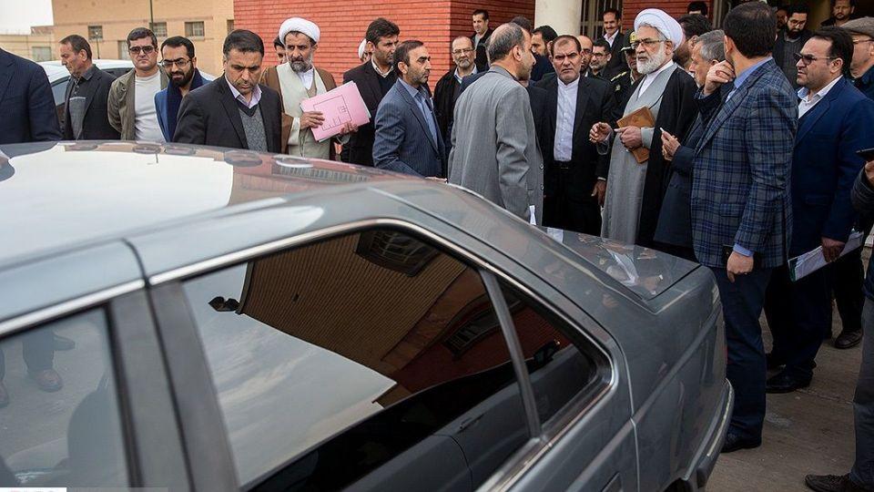 بازدید دادستان کل کشور از«زندان بزرگ تهران»