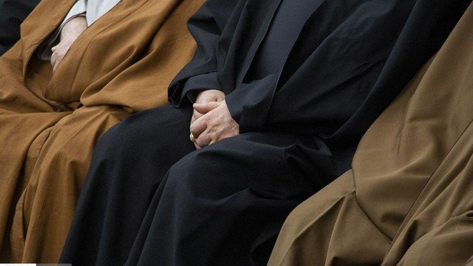 مراسم ترحیم خواهر رئیسجمهوری