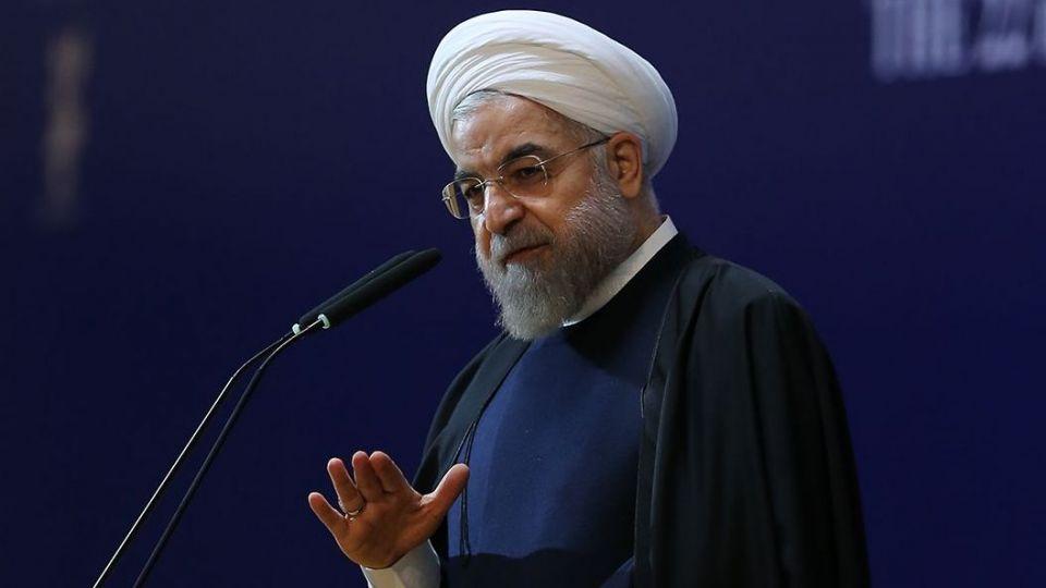روحانی: پاسخ تلفن اوباما را دادم و در کمتر از ۱۰۰ روز به توافق رسیدیم/ مذاکره ظریف و جان کری کار عظیمی بود