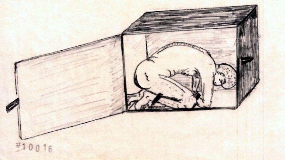 گزارش نیویورک تایمز از نقاشی های یک زندانی شکنجه شده در گوانتانامو