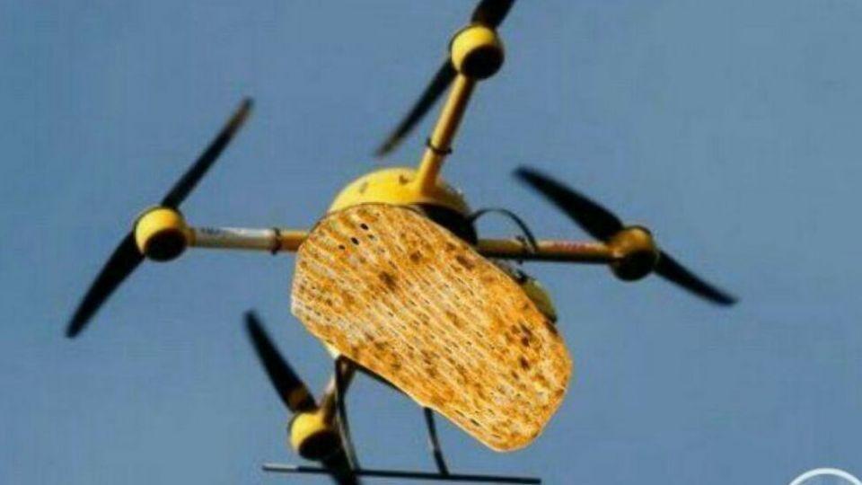 یک عکس؛ یک شرح | نان، پست نمیشود...