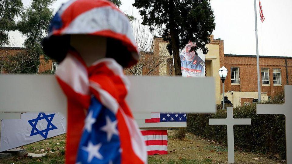گورستان سربازان آمریکایی در تهران