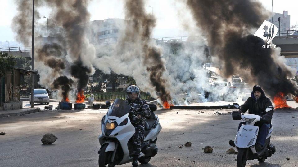 موج جدید اعتراضات مردم لبنان
