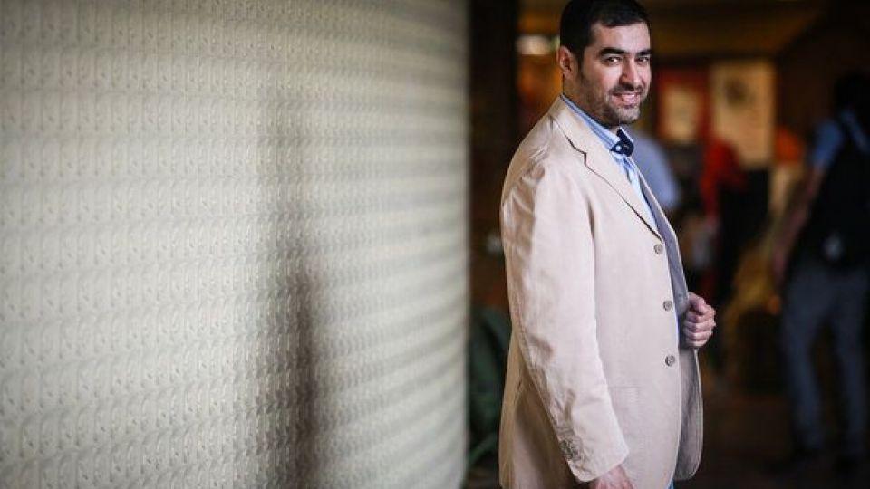 کنایه شهاب حسینی در نشست پرحاشیه فیلم «شین»