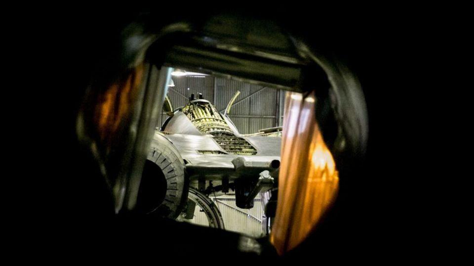 اورِهال جنگنده F-۱۴