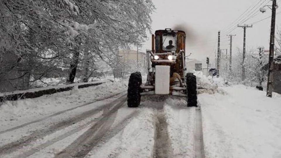 هواشناسی/ اخطاریه برف ۴۵ سانتیمتری در برخی استانها