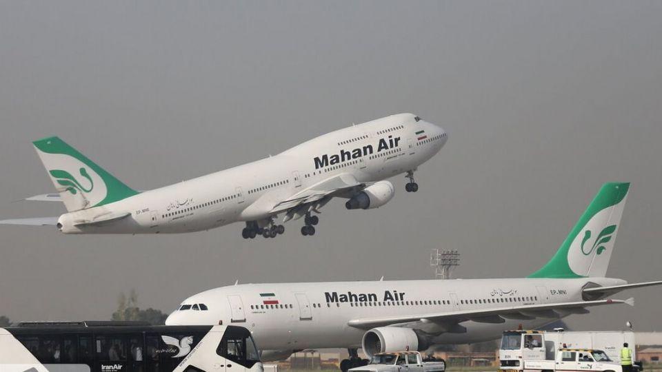 هواپیمایی «ماهان» بعد از دستور توقف پروازها، ۹ پرواز به چین انجام داد
