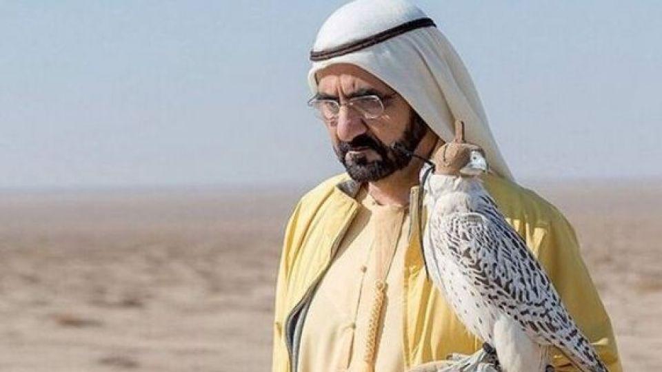 همسر سابق محمد بن راشد: او مرد بسیار خطرناکی است